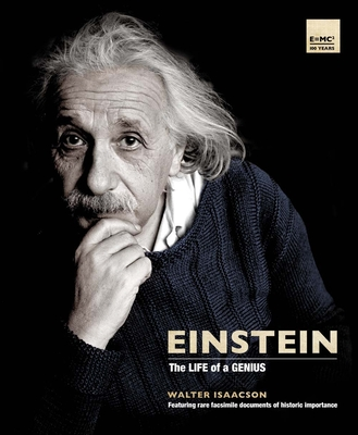 Einstein: The Life of a Genius Cover Image