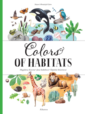 Colors of Habitats Cover Image