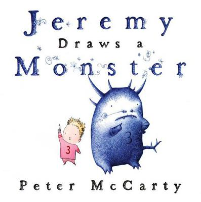 Cover for Jeremy Draws a Monster (Jeremy and the Monster)