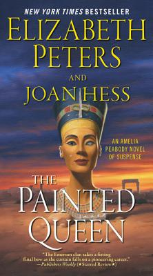 The Painted Queen: An Amelia Peabody Novel of Suspense Cover Image
