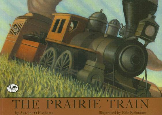 The Prairie Train Cover
