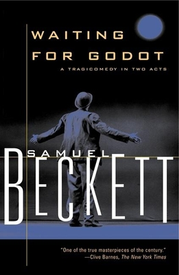 Cover for Waiting for Godot - English