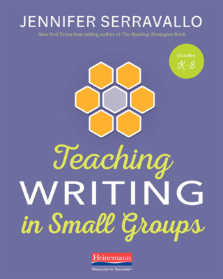 Teaching Writing in Small Groups Cover Image