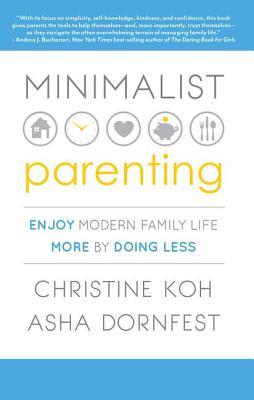Minimalist Parenting Cover