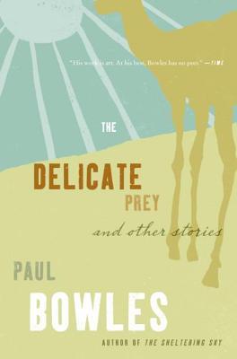 Delicate Prey Cover