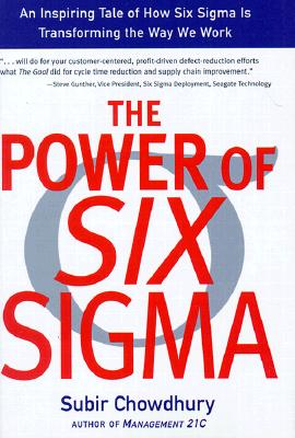 The Power of Six SIGMA Cover