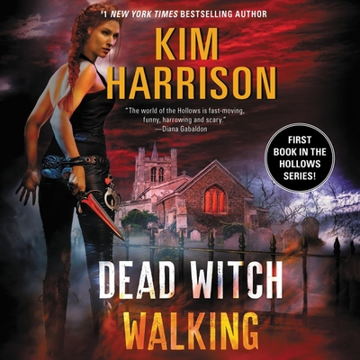 Dead Witch Walking Cover Image