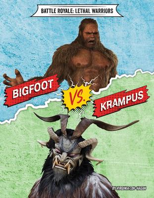 Bigfoot vs. Krampus Cover Image