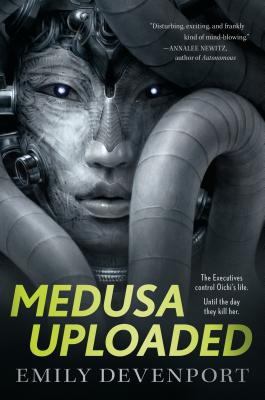 Medusa Uploaded: A Novel (The Medusa Cycle #1) Cover Image