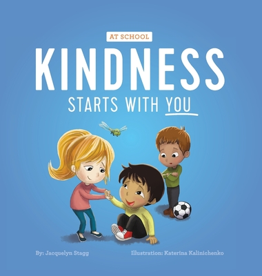 Kindness Starts With You - At School Cover Image