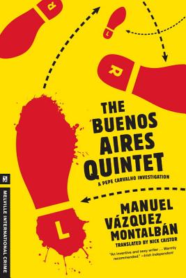 The Buenos Aires Quintet Cover