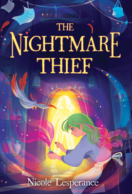 The Nightmare Thief Cover Image