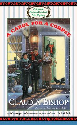 A Carol for a Corpse Cover Image
