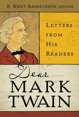 Dear Mark Twain Cover
