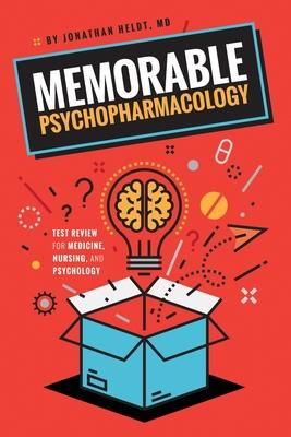 Memorable Psychopharmacology Cover Image