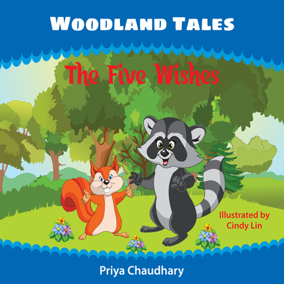Woodland Tales: The Five Wishes Cover Image
