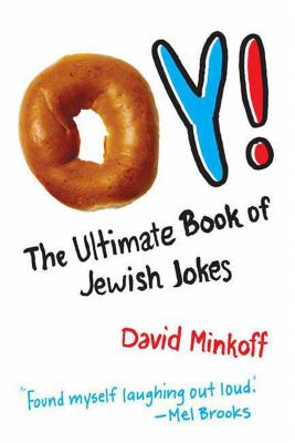 Oy!: The Ultimate Book of Jewish Jokes Cover Image