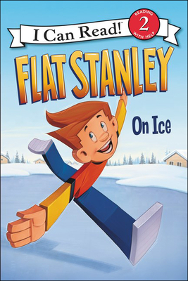 Flat Stanley on Ice (I Can Read Books: Level 2) cover