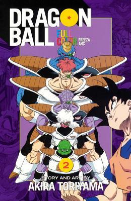 Cover for Dragon Ball Full Color Freeza Arc, Volume 2