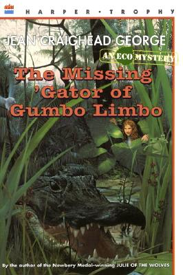 The Missing 'Gator of Gumbo Limbo Cover