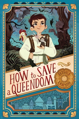 Cover for How to Save a Queendom