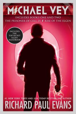 Michael Vey Books One and Two: The Prisoner of Cell 25; Rise of the Elgen Cover Image