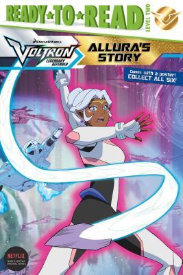 Allura's Story (Voltron Legendary Defender) Cover Image