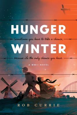Hunger Winter: A World War II Novel Cover Image