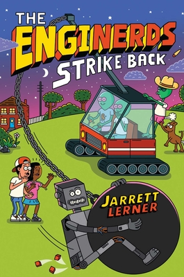 The EngiNerds Strike Back (MAX) Cover Image
