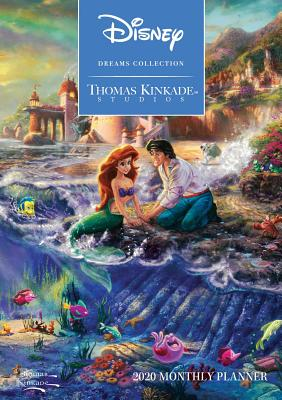 Thomas Kinkade Studios: Disney Dreams Collection 2020 Monthly Pocket Planner Cal Cover Image