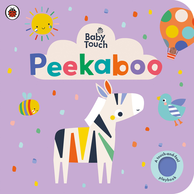 Peekaboo: A Touch-and-Feel Playbook (Baby Touch) Cover Image