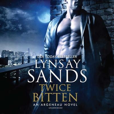 Twice Bitten Lib/E: An Argeneau Novel Cover Image