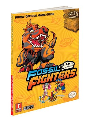 Fossil Fighters Cover