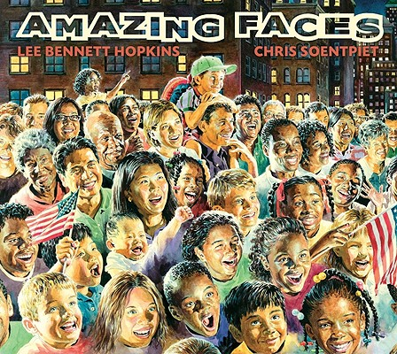 Amazing Faces Cover