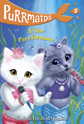 Purrmaids #5: A Star Purr-formance Cover Image