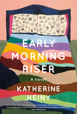 Early Morning Riser: A novel Cover Image