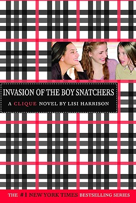 Invasion of the Boy Snatchers Cover