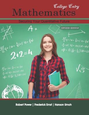 College Entry Mathematics: Securing Your Quantitative Future Cover Image