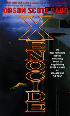 Xenocide (Ender Wiggin Saga) Cover Image