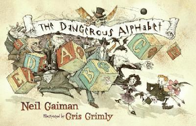 The Dangerous Alphabet Cover