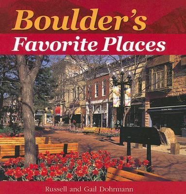 Boulder's Favorite Places: Cover Image