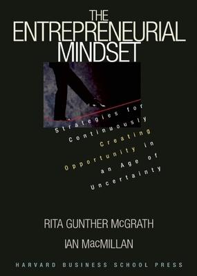 The Entrepreneurial Mindset Cover