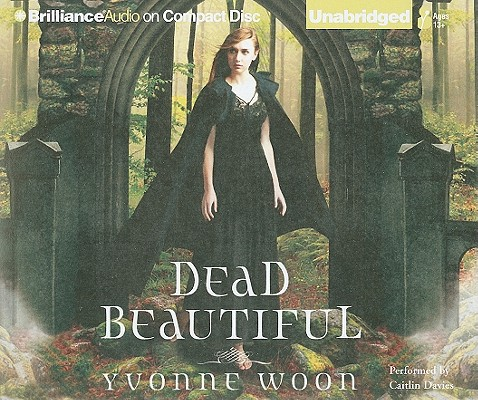Dead Beautiful (Dead Beautiful Novels) Cover Image