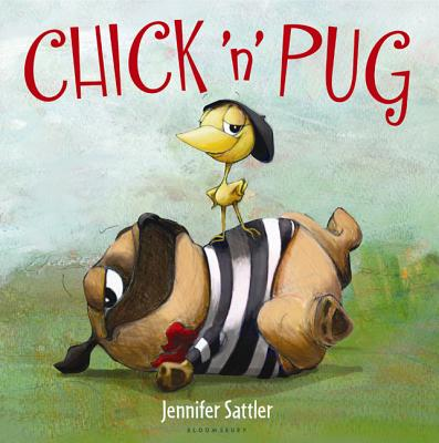 Chick 'n' Pug Cover