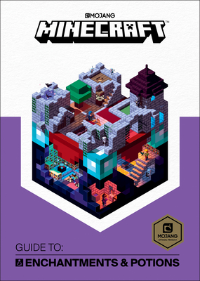 Minecraft: Guide to Enchantments & Potions (Hardcover) | Books Inc
