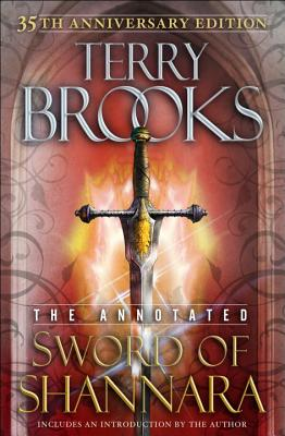 The Annotated Sword of Shannara Cover Image