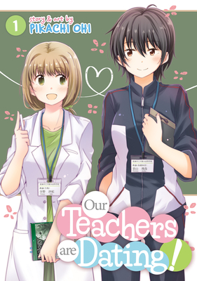 Our Teachers Are Dating! Vol. 1 Cover Image