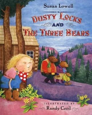 Dusty Locks and the Three Bears Cover Image