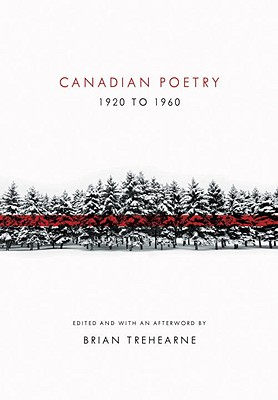 Canadian Poetry 1920 to 1960 Cover Image