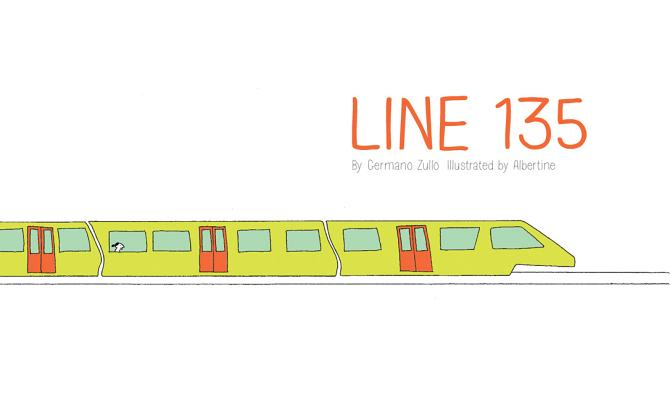 Line 135 Cover